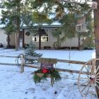 Christmas at the Carriage House