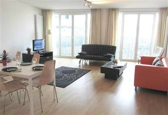 Space, Comfort, Two Furnished Bedrooms & View over the Opera House!
