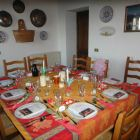 Add your Guests and Food Cooked in the Fabulous Kitchen for a Stunning Evening