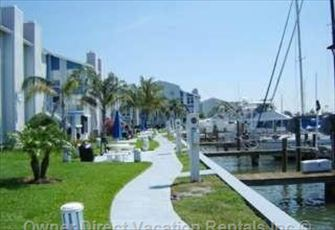 Madeira Beach Yacht Club At