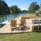 Spinnaker Vr's  Private Boat Dock and Outdoor Living Area- Great Crabbing