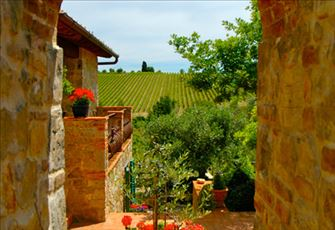 Charming Chianti Home, Beautiful Views ~ Exquisite Privacy ~ Serene Setting
