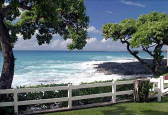 Closest Tropical Resort to Kona,1 Mile Free Amenties
