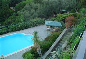 Villa with Swimming Pool and Sea View in Sorrento Coast