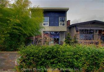 Beautiful, Contemporary Vancouver Garden Suite Close to Skiing
