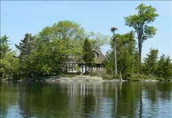 Private Islands, Water-Views all around, Swimming, Quiet, Pet Friendly