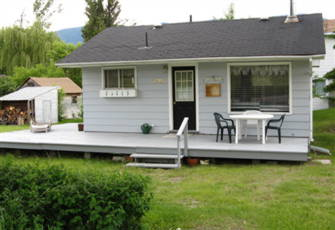 Windermere 1 Bedroom Cabin -  Walk to Windermere Sandy Beach!