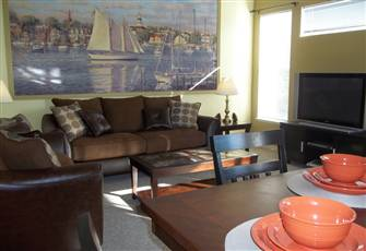 Legacy Dunes Vacation Resort: 2br Fully Furnished Condo at the Gated Community