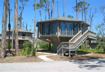 Come Stay in the Treehouse for a Unique Florida Experience.