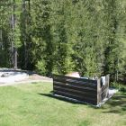 "Enjoy ""all the Seasons"" in the  Private Hot Tub with Creek and Mounatin Views!"