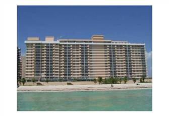 One Bedroom Apartment Located Right on the Beach!