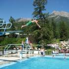 Fairmont Hot Springs, a Short Dive South of Invermere.