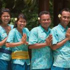 Bali Sea Villas - Staff, you Will Have a Full Time Maid to Clean and Cook for you and a Dedicated Driver and Full Time Gardener.