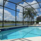 Private Screened Pool - Heat Available