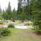 Have Fun at the Howling Wolf Miniature Golf Course with the Kids Or Golf at your  Choice of 13 Golf Courses in the Area!