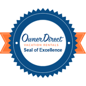 Owner Direct Vacation Rentals Seal of Excellence