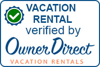 Vacation rental verified by Owner Direct