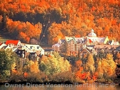 Quebec's fabulous fall foiliage