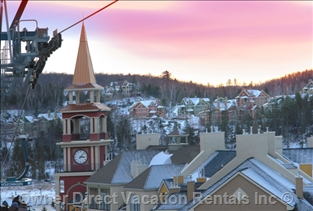 Family fun in Mont Tremblant