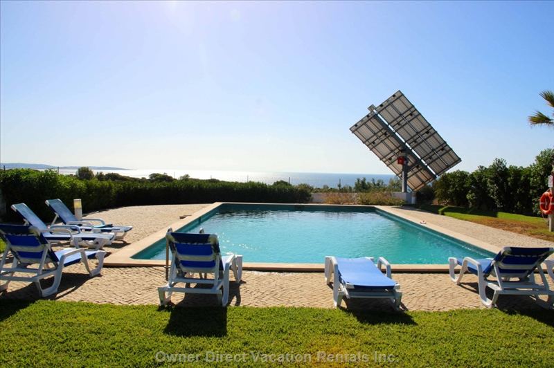 Amazing villa located in the heart of the Algarve's gem