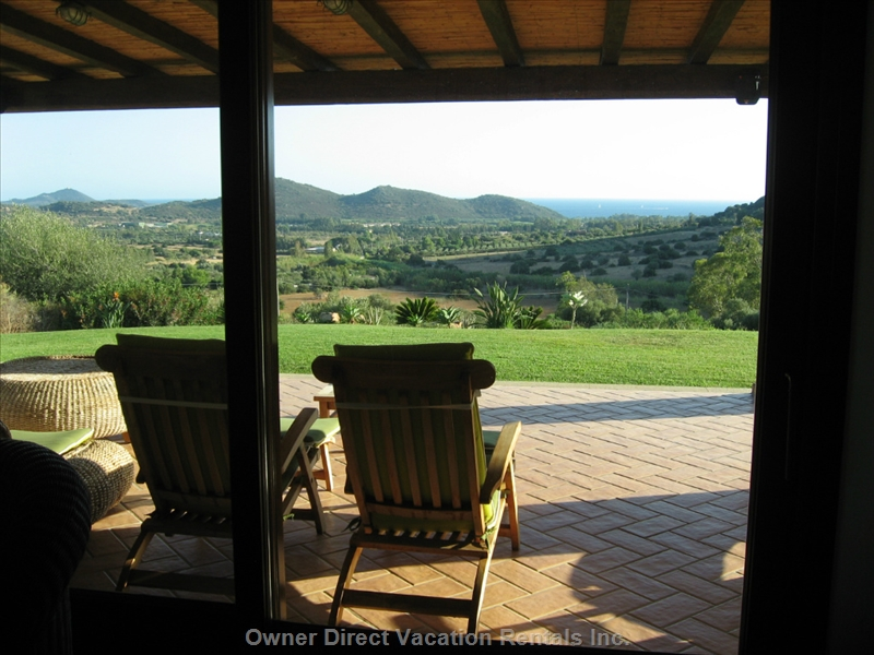 Stunning villa for rent in Villasimius Sardinia, ID#206781