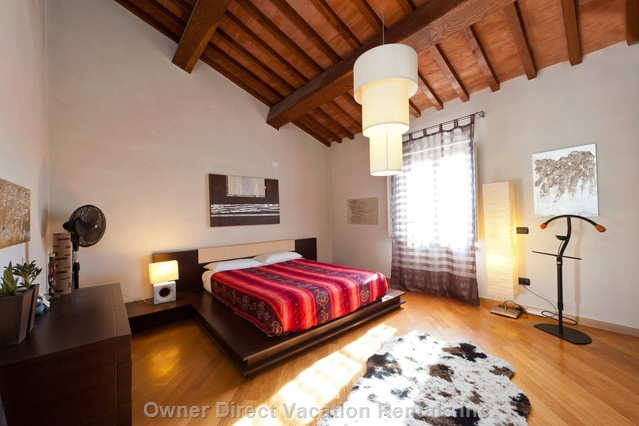 Luxury house with private garden access in Pisa