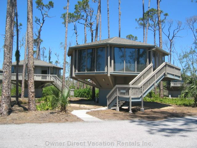 Come stay in the Treehouse for a unique Florida experience, ID#206665