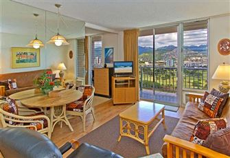 Beautiful Mountain View Condo