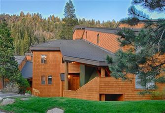 Truckee Riverfront Two Story
