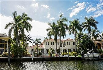 Exclusive Waterfront Florida Home