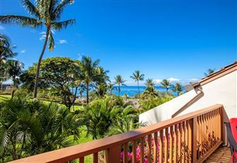 Second Floor 2bd/2ba Ocean View Unit