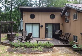 2 Br Chalet Just