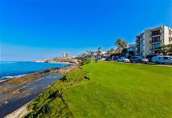 La Jolla Condo Just