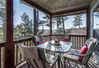 Pinecone Cabin, 1 Bedroom, Hot Tub, Fireplace, Flat Screen TV, Sleeps 4