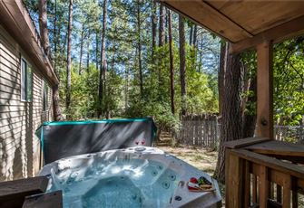 A Whispering River, 2 Bedrooms, Pets Welcome, Gas Grill, Hot Tub, Sleeps 6