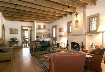 Santa Fe Treasure, 3 Bedrooms, Hot Tub, Patio, Fireplace, Grill, Sleeps 6