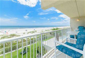 Beachdrifter 307, 2 Bedrooms, Ocean Front, Elevator, Sleeps 6