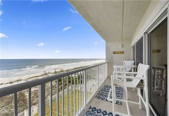 Jacksonville Beachdrifter 403, Pool, 2BR, BeachFront