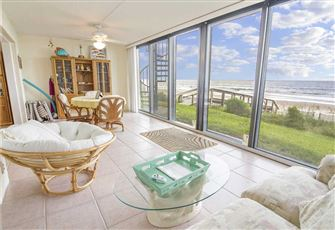 Ponte Vedra Retreat 669A, 2 BR, Beach Front