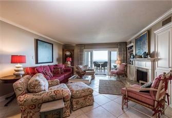 Ponte Vedra Breakers 645A, Beach Front, 3BR, Massive Ocean View Patio