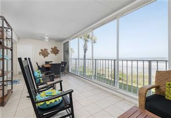 Ponte Vedra Breakers 651A, 3BR, Beach Front