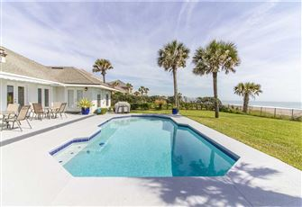 Ponte Vedra Blvd 719, 5 BR, Beach Front, Private Pool