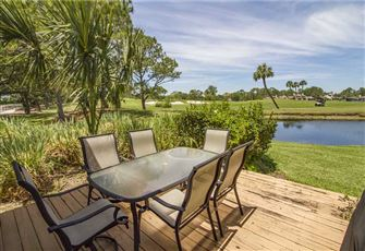 Ponte Vedra Cove 1, 3 BR, Golf View, Sawgrass Pool