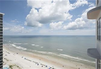 Ocean Walk 2328, 2 Bedroom, Ocean View, Pools, Lazy River, Sleeps 8