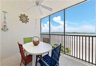 Carlos Pointe 233, 2 Bedrooms, Gulf Front, Elevator, Heated Pool, Sleeps 6