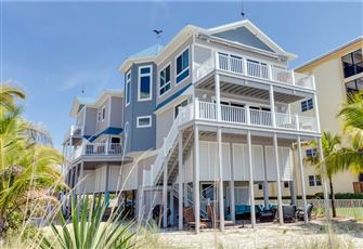 Southern Dream, 9 bedrooms, Gulf Front, Elevator, Heated Pool, Sleeps 18