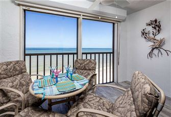 Cascades #402, Gulf Front, 3 Bedrooms, Elevator, Heated Pool, Sleeps 6