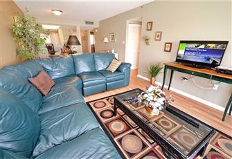 Lands End 4-402, 2 Bedroom, Canal View, Heated Pool, Spa, WiFi, Sleeps 4