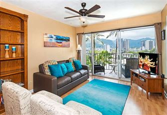 Beautiful 2br 1ba Waikiki