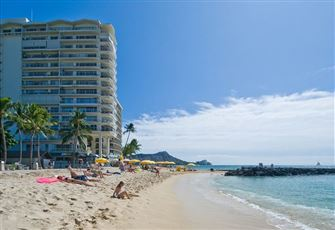 Beachfront Luxury Condo at